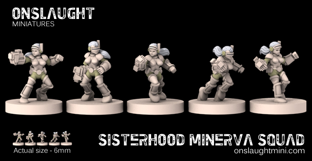 [Onslaught miniatures] Nouvelles - Page 6 Minerva%20Squad