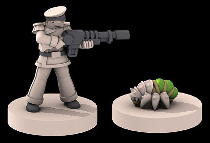 [Onslaught miniatures] Nouvelles - Page 32 Bile_mite_1