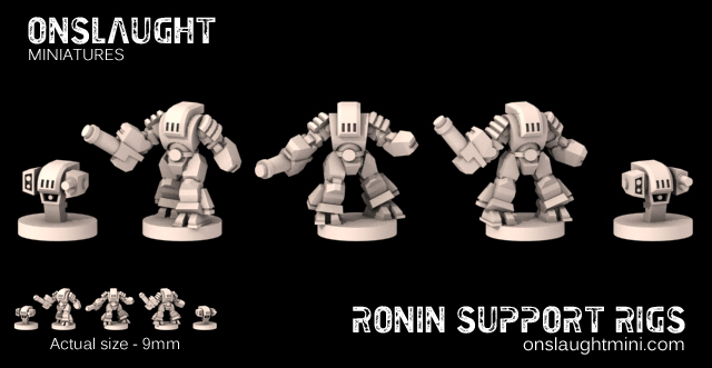 [Onslaught miniatures] Nouvelles - Page 4 Ronin%20support%20rigs