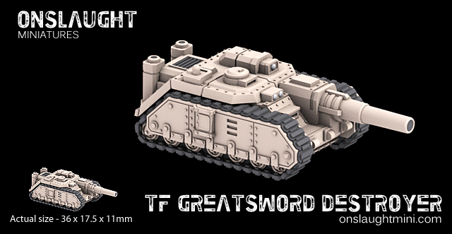 [Onslaught miniatures] Nouvelles - Page 33 Terran_greatsword_destroyer