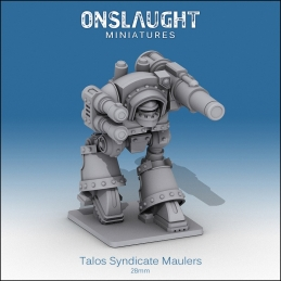 Talos Syndicate Maulers