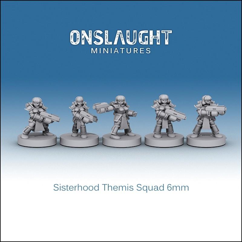 Le retour des Soeurs de Bataille Sisterhood-themis-squad